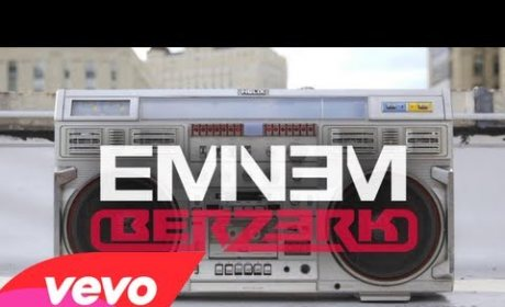 "Eminem ""Berzerk"" Single Released: First Listen!"