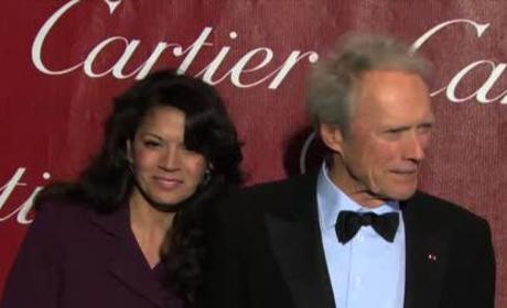 Clint Eastwood, Wife Dina Separate