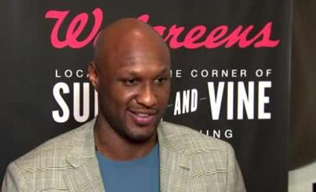 Lamar Odom: Free on Bail After DUI Arrest, Loses License For Refusing Chemical Tests