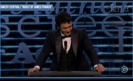 James Franco Roast Replay