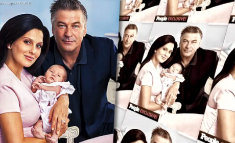Alec Baldwin Baby Photos: First Look!