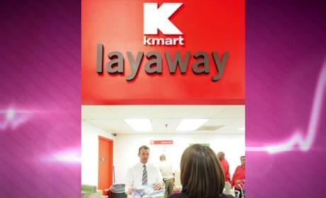 Layaway Angel at KMart