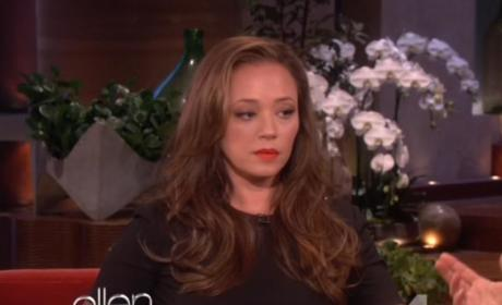 Leah Remini Talks Scientology Split