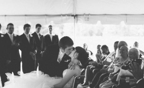 Bride Gets Married in Wheelchair, Moving Photo Goes Viral