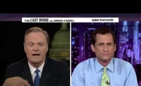 Lawrence O'Donnell to Anthony Weiner: What is Wrong With You?