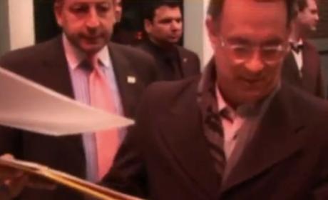 Tom Hanks Jury Duty