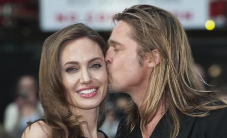 Angelina Jolie Risking Her Own Life For Another Baby?