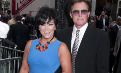 Kris Jenner Divorce War: Getting Nasty!