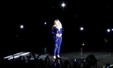 Beyonce Yanked Off Stage by Fan in Brazil