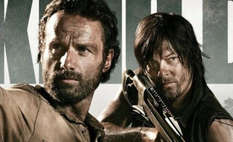 The Walking Dead Season 4: A New Threat?
