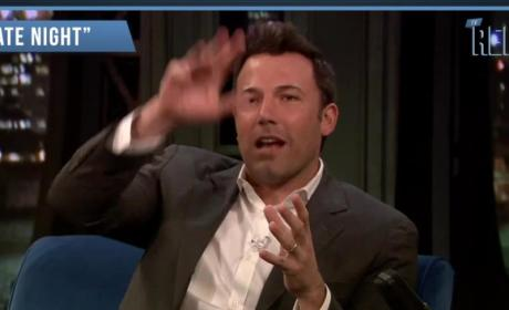 Ben Affleck Reacts to Batman Backlash on Jimmy Fallon