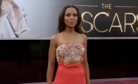 Kerry Washington Named World's Best Dressed Woman by People