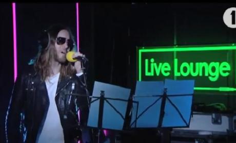 Jared Leto Covers Rihanna: Listen Now!
