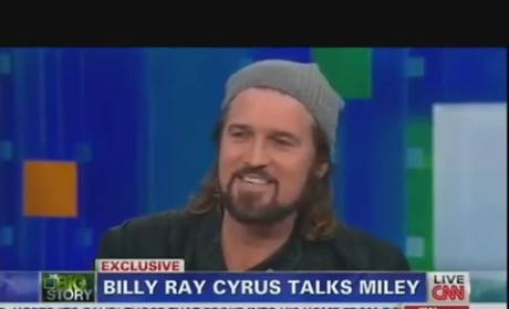 Billy Ray Cyrus Talks Twerking, Miley Cyrus