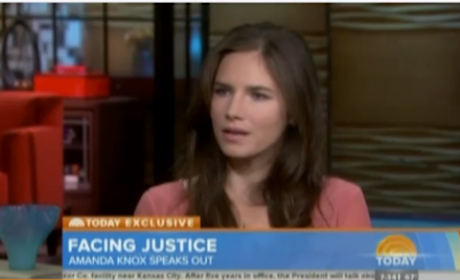 Amanda Knox on New Trial: Everything is at Stake, But I'm Not Showing