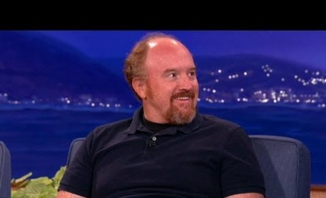 Louis C.K. Jokes About Happiness, Sadness and Cell Phones on Conan
