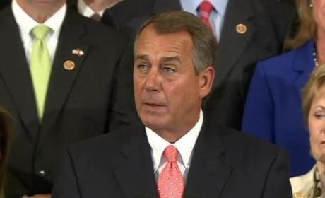House Passes Bill to Fund Government, Defund Obamacare
