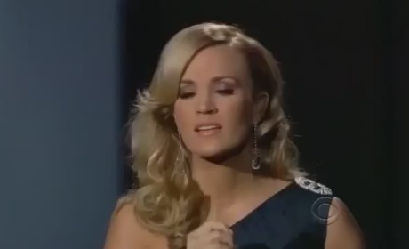 Carrie Underwood Emmy Performance 2013