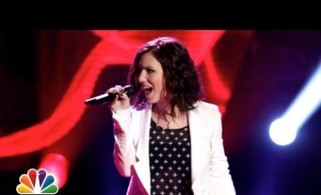 Kat Robichaud - I've Got the Music in Me (The Voice Blind Audition)