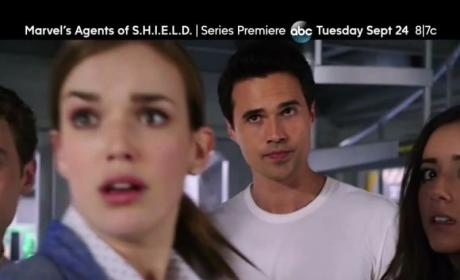 Marvel's Agents of S.H.I.E.L.D. Preview
