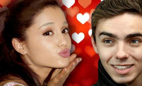 Ariana Grande and Nathan Sykes: We're Dating!