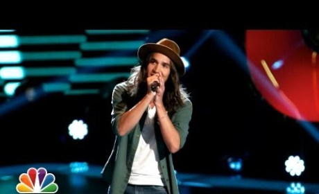 Jonny Gray - All These Things That I've Done (The Voice Blind Audition)