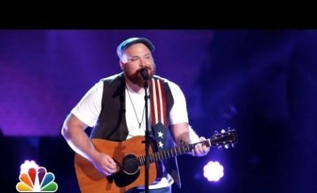 Austin Jenckes - Simple Man (The Voice Blind Audition)