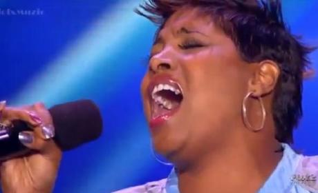 Lorie Moore X Factor Audition