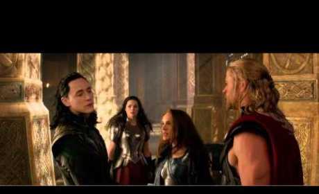 Thor: The Dark World Debuts First TV Trailer