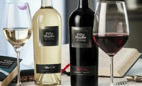 Fifty Shades of Grey Wine: Released (Handcuffs Not Included)!