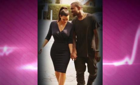 Kanye West Loves Kim Kardashian So Hard