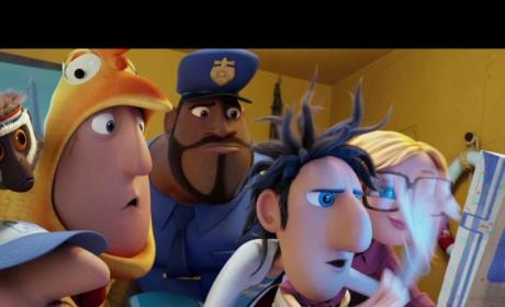 Cloudy with a Chance of Meatballs 2 Chows Down on Box Office Competitors