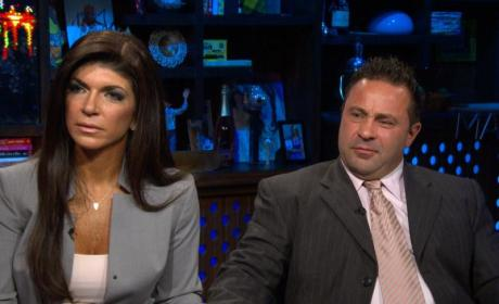 Teresa Giudice Interview