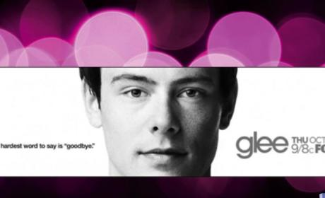 Glee Creator Releases Cory Monteith Tribute Episode Photo