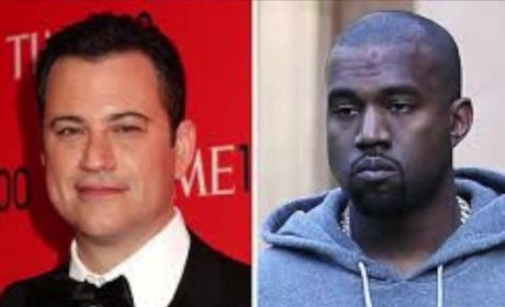 Kanye West to Be a Guest on Jimmy Kimmel Live