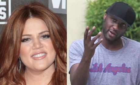 Lamar Odom Complains About Khloe Kardashian: She's Like My Mother!