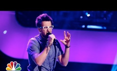 Will Champlin - Not Over You (The Voice Blind Audition)
