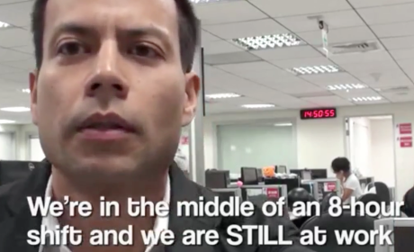 Next Media Animation Response to Ex-Employee's Dance