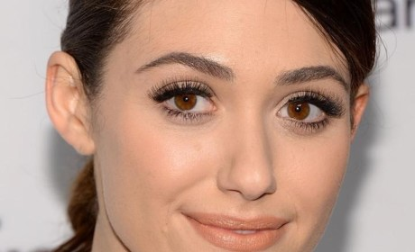 "Emmy Rossum Shares ""Mortifying"" Mix-Up with Gynecologist"