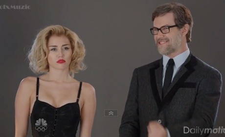 Miley Cyrus: Lost Fifty Shades of Grey Audition