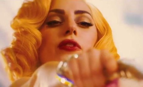 "Lady Gaga, ""Aura"" Featured in Machete Kills Trailer"