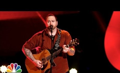 Shawn Smith - Chicken Fried (The Voice Blind Audition)