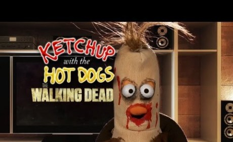 The Walking Dead: Catch Up Via Ketchup!