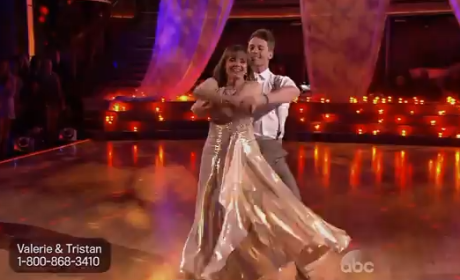 Valerie Harper on Dancing With the Stars Week 4