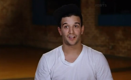 "Mark Ballas: Julianne Hough ""Hypocritical"" in DWTS Critique"