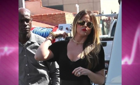 Khloe Kardashian-Lamar Odom Prenup to Keep Divorce Simple