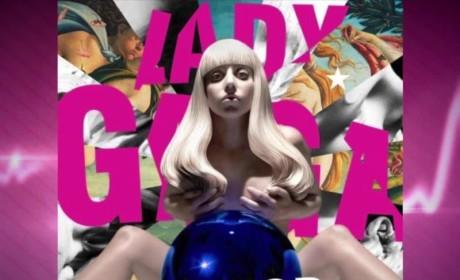 Lady Gaga ARTPOP Album Cover