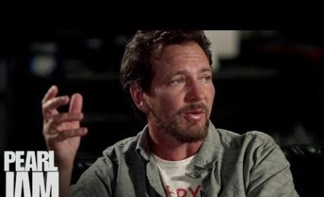 """Eddie Vedder Almost Wishes """"Bad Things"""" Upon Gun Owners"""