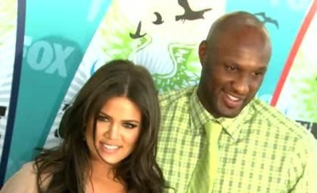 Lamar Odom Pleads Not Guilty to Drunk Driving Charge