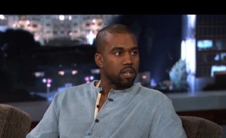 Kanye West on Jimmy Kimmel Live: I'm Totally Weird and Honest!